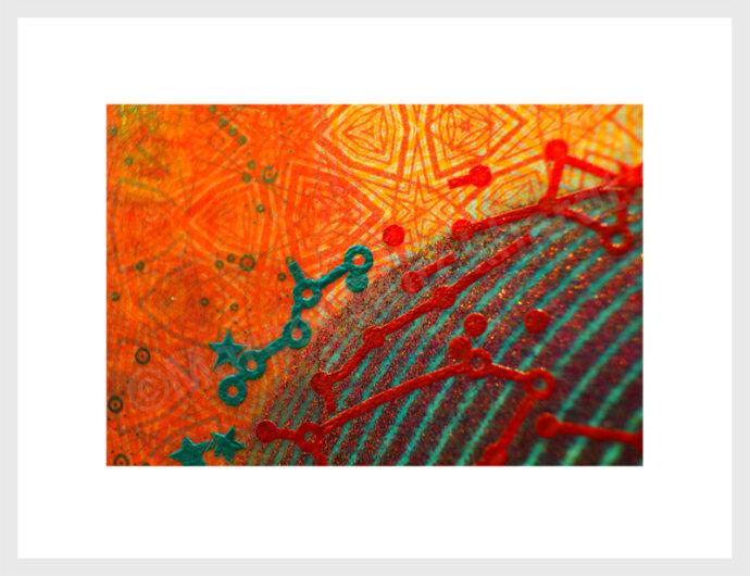 eaudesuisse banknotenprojekt ornamente rot-grüne fasern